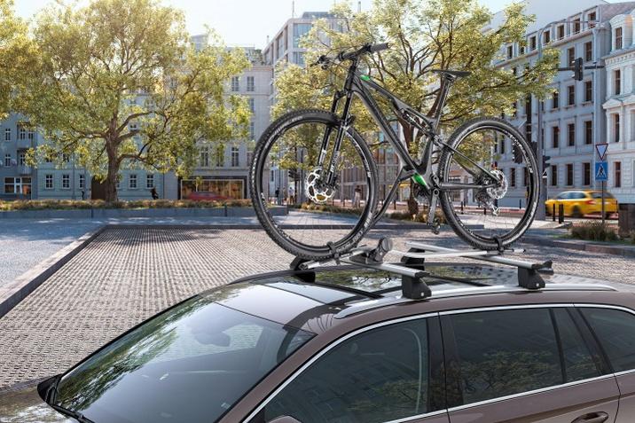 skoda kerékpártartó